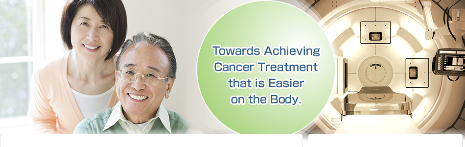 Towards Achieving Cancer Treatment that is Easier on the Body.